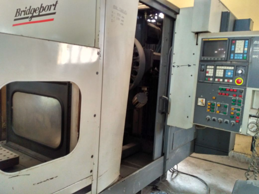 CNC Horizontal Machining Centers BRIDGEPORT BPC 320H